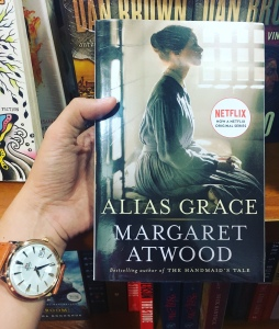 A novel by Margaret Atwood
